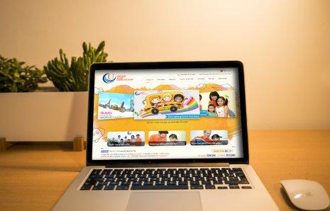 Website Upon Edu