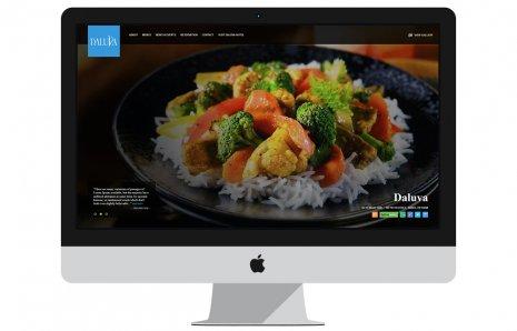 Website Daluva