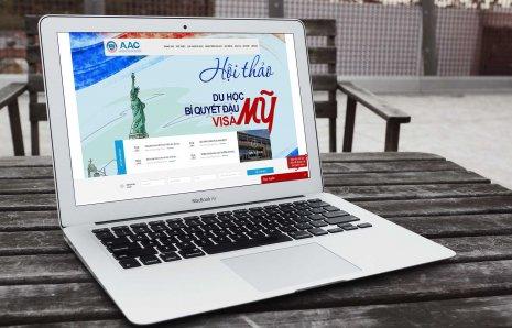 Website Du học ACC