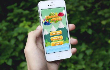 Game mobile – Thánh Chữ
