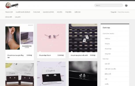 Website Gauges